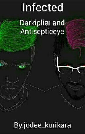 Infected - Darkiplier and Antisepticeye by jodee_kurikara