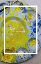 boy by heytherespaceboy