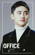 Office ❁Kyungsoo X Reader❁ by staetistic