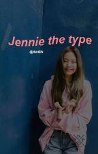 Jennie the type by 4w4lls
