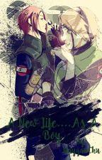 A new life ......... As a boy by MayganChu