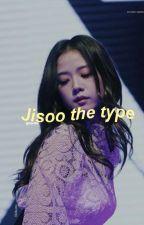 jisoo the type by 4w4lls