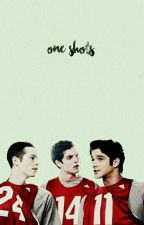 One Shots | Imagines. by sincerlylux-