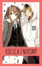 Haikyuu - Kocica z Nekomy /Kenma Kozume by DemonaXD