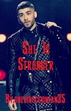 She Is Stronger Book5 by onedirectionfan35