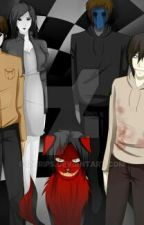 Random Creepypasta Stuff by MaskyGirly
