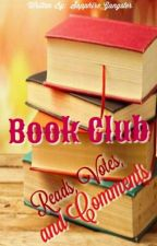 Supporting RVC Book Club ( Closed ) by Sapphire_Gangster