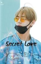 Secret Love | Kim Taehyung by pinned-tae