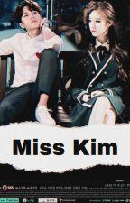 Miss Kim by NoraElmasry