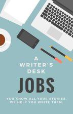 A Writer's Desk Jobs by awritersdesk