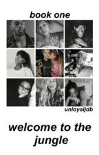 welcome to the jungle by unloyaljdb