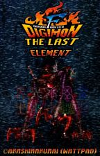 Digimon Frontier; The Last Element by KatoKaori