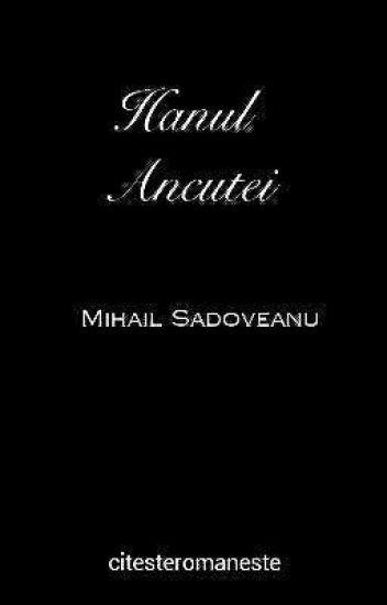 Hanul Ancuței - Mihail Sadoveanu