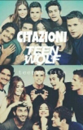 Citazioni Teen Wolf
