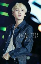 Thank You - BTS Min Yoongi by gaja_xD