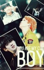You Are My Cute Boy // Jikook by HaDwi456