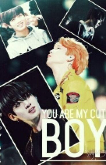 You Are My Cute Boy // Jikook