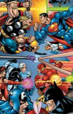 Role Play Marvel Y DC by Celia_Kai_