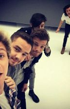 Меня удочерили One Direction by Kate------Horan