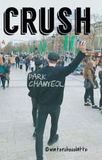CRUSH • PARK CHANYEOL by sixtyoneloey