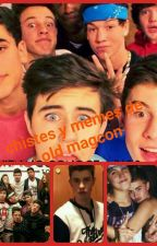 chistes y memes de old,new magcon  by caroline_321
