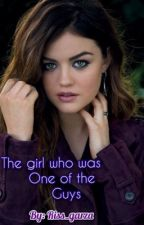 The girl who was one of the guys by riss_garza