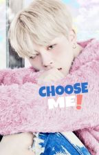 Choose me ✝️ YoonKookVMin  by swagtaehyung