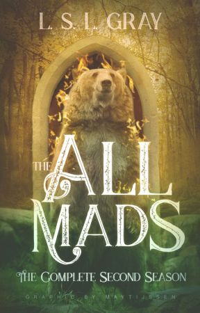 The All Mads: The Complete Second Season - List Of Books In The All