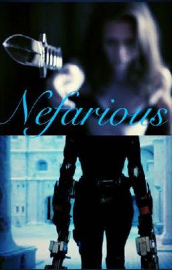 NEFARIOUS (CAPTAIN AMERICA FANFICTION) - n - Wattpad
