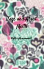 TAGS and About Me!!! by _Princess_Of_Stars_