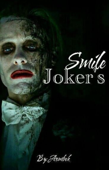 Улыбка Джокера.