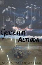 Gecenin Altında #Wattys2016 by PAPATYADANYAZILAR