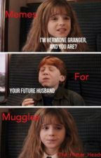 Memes For Muggles by The_Potter_Heads