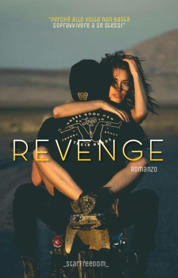 """Revenge """"29 Maggio in LIBRERIA"""""""