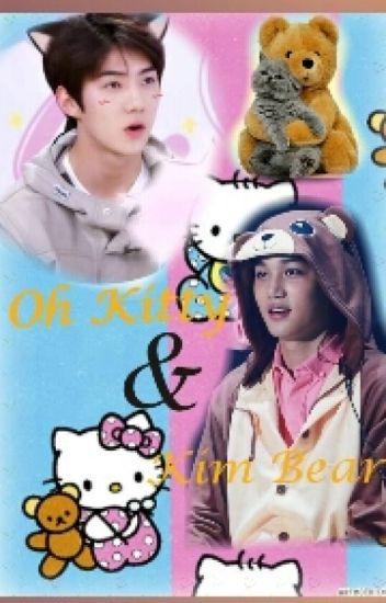 Oh Kitty And Kim Bear