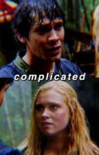 complicated | bellarke by bellakru