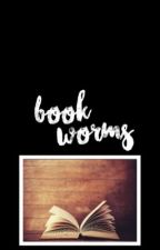 ❝BOOK WORMS.❞ ◇ P.O.S by -blackroses