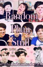 Random Phan Stuff by ithinkdeanisadorable