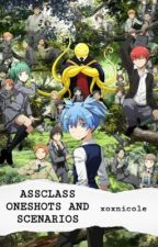 Assassination Classroom|Scenarios & One-shots [Requests Open] by oXNICOLEXo