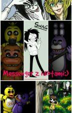 Messenger Z Idiotami:) by ItsKindOfSad
