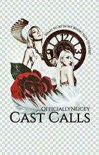 Cast Calls! ☁ by OfficiallyNeicey