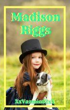 Madison Riggs (Chandler Riggs) by XxVazmin02xX