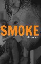 smoke. (daryl dixon) twd by dixonbros