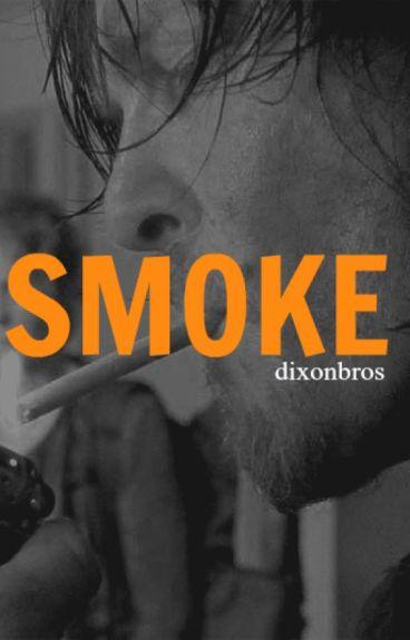 smoke. (daryl dixon) twd (PAUSADA)