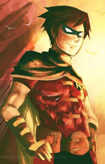 Journey to the Center of... Robin's Mind?! (A Young Justice Fan Fiction)