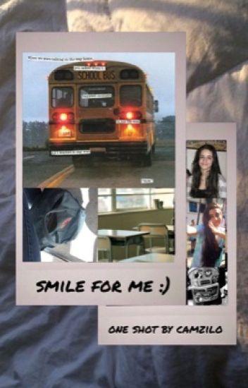 smile for me   camren one shot