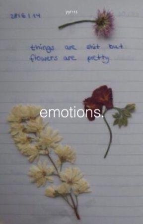 emotions by sarinia_rhcp