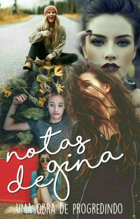 Notas de Gina by progredindo