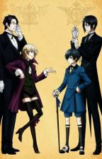 Black Butler Lemon/Yaoi by Faustus_Productions