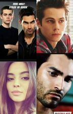 Crossways Derek Hale x Reader x Stiles Stillinski by ROD139